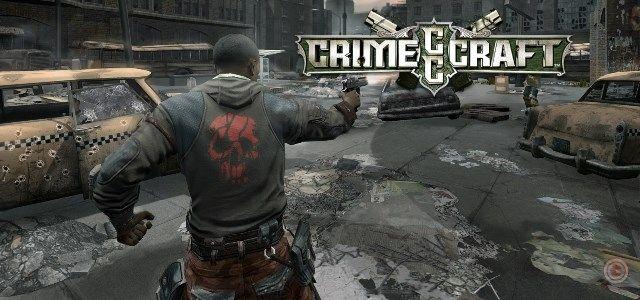 CrimeCraft - logo640
