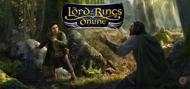 Lord of the rings Online (LOTRO) - logo640