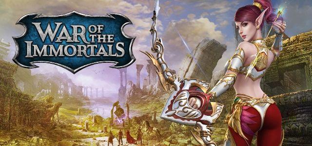 War of the Immortals - logo640