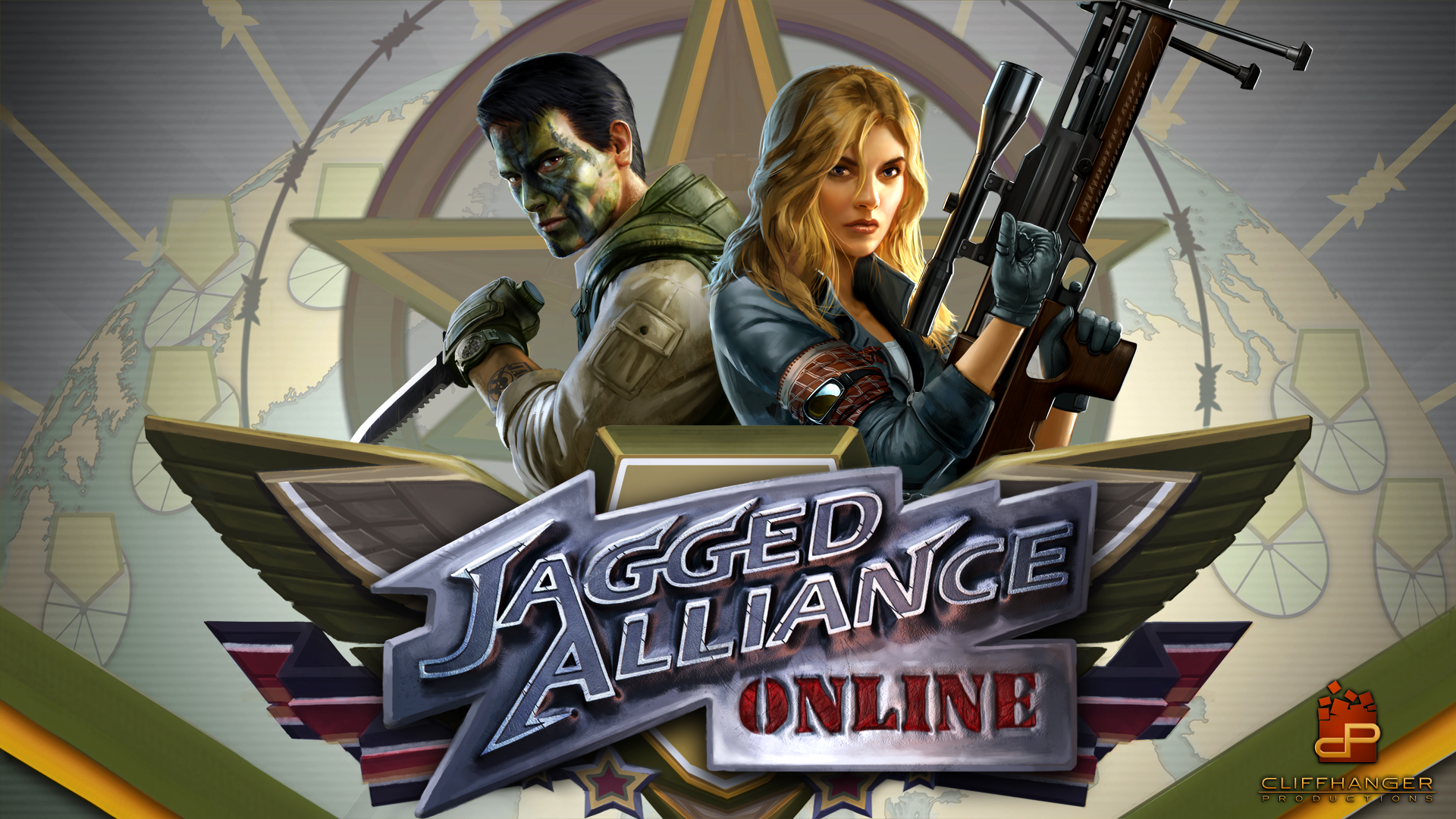 Jagged Alliance Online wallpaper 2