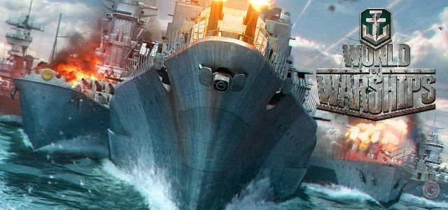 World of Warships Combat MMO