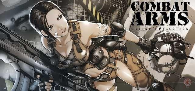 Combat Arms - logo640