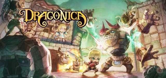 Dragonica - logo640