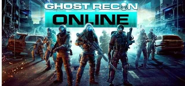 Ghost Recon Online - logo640