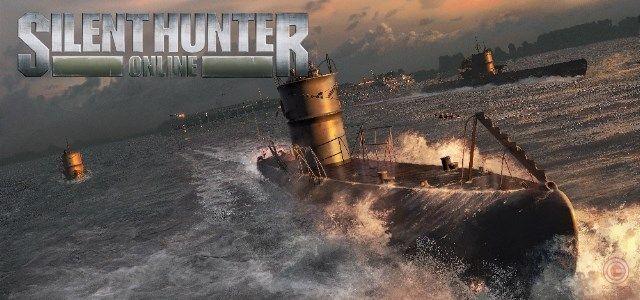 Silent Hunter Online - logo640