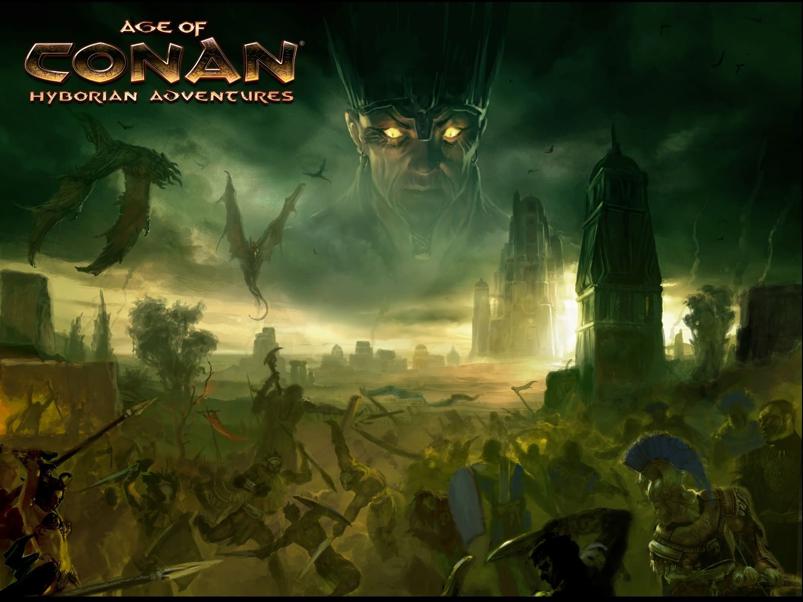 Age of conan unchained - e