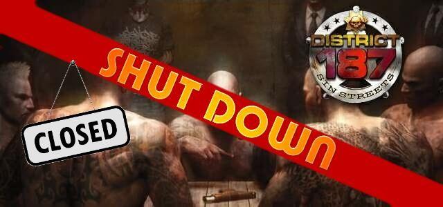 District 187 - logo 640 shut down