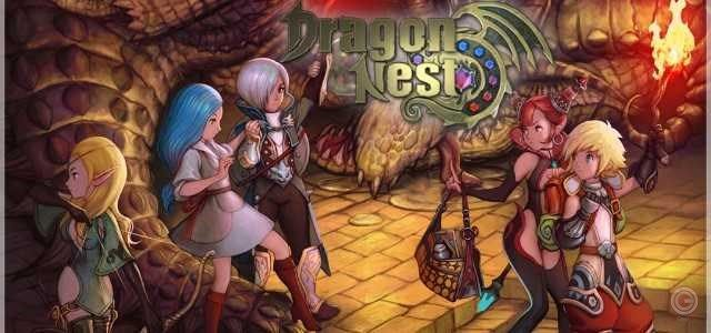 Dragon Nest - logo640
