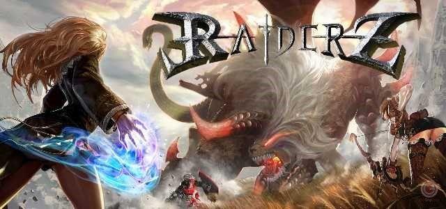 RaiderZ - logo640