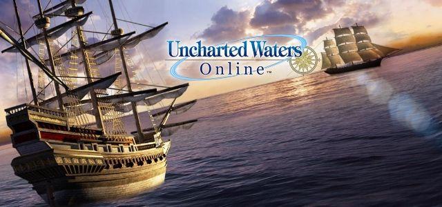 Uncharted Waters Online - logo640