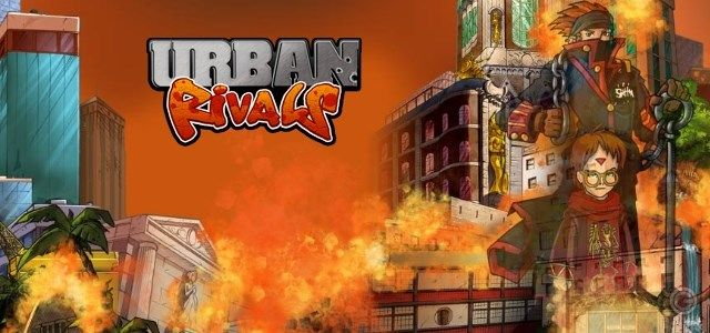 Urban Rivals - logo640