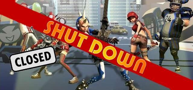 Brawl Busters - logo 640 shutdown