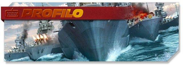 World of Warships - Game Profile - IT
