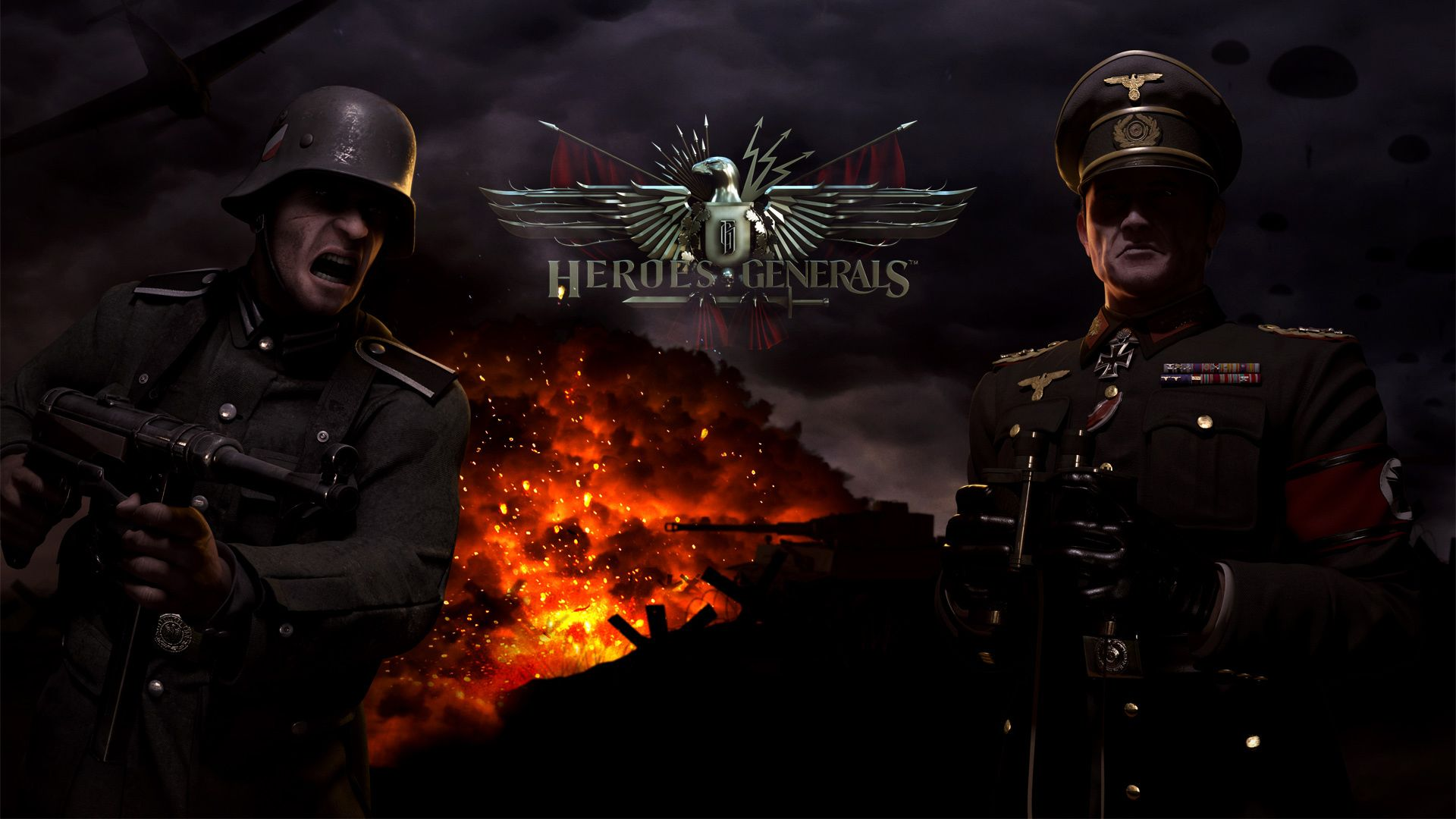 Heroes & Generals wallpaper 2