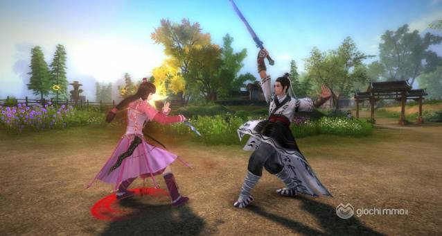 Age of Wushu screenshot 5