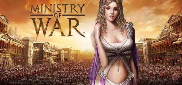 Ministry of War - logo640