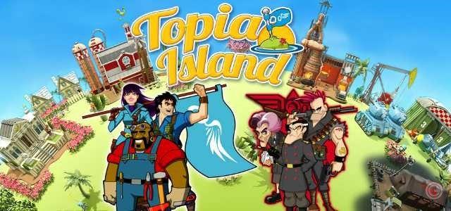 Topia Island - logo640