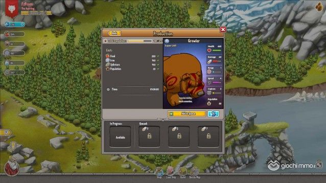 Godsrule screenshot 1