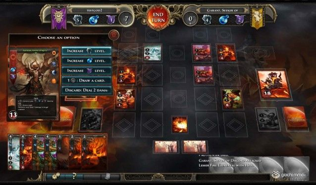 Might & Magic Duel of Champions screenshot 1