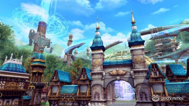 Aura Kingdom art 1