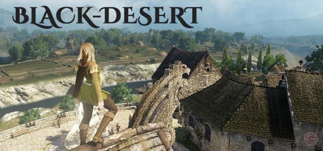 Black Desert Online - logo (temporary)