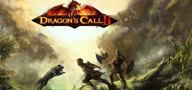 Dragon's Call 2 - logo 640
