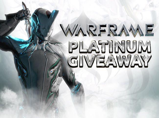 how to get platinum wareframe