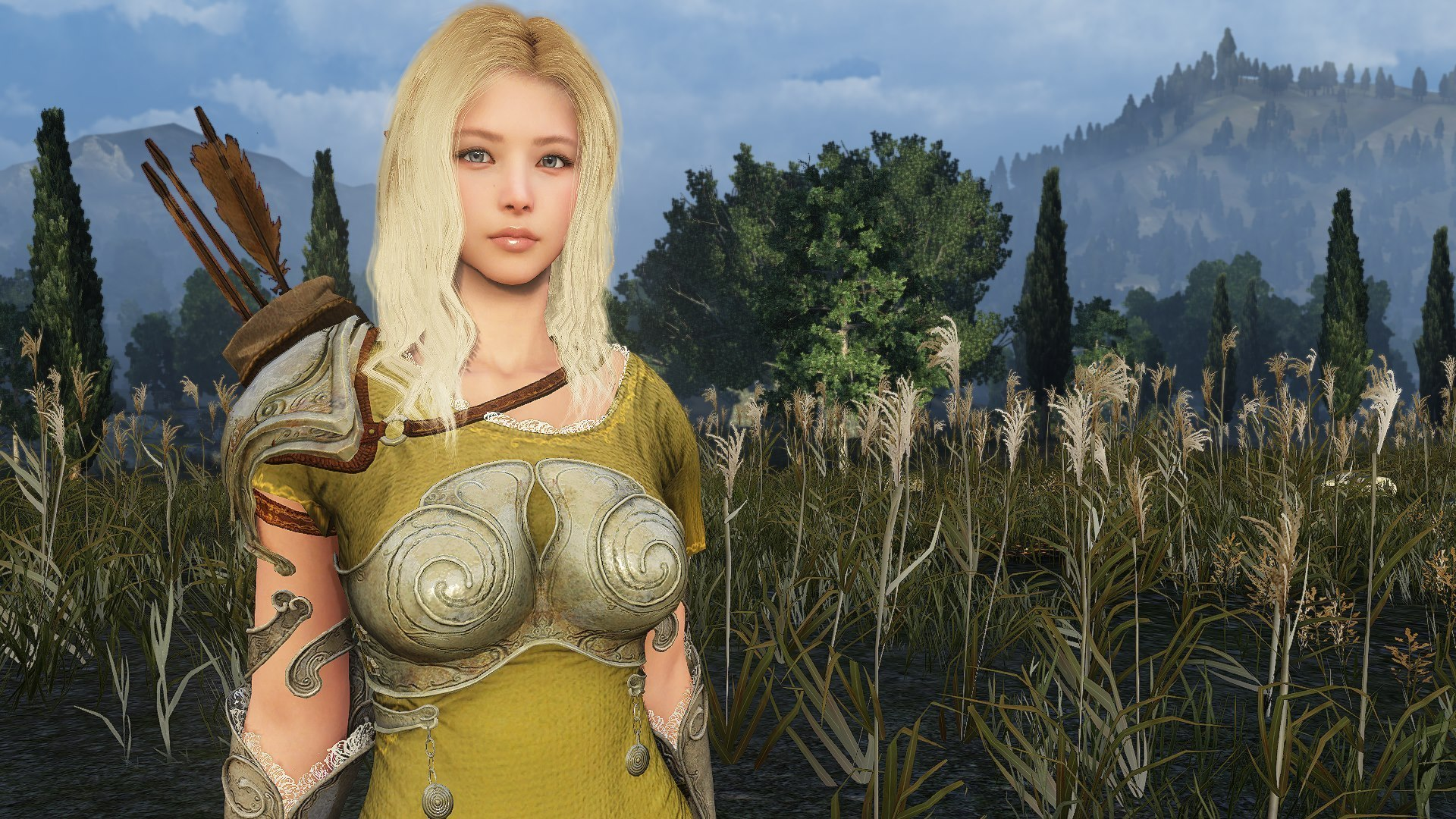 Black Desert wallpaper 1