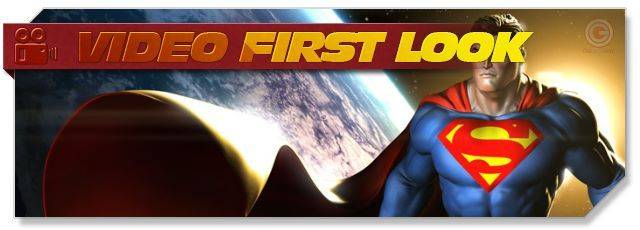 DC Universe Online - First look - IT