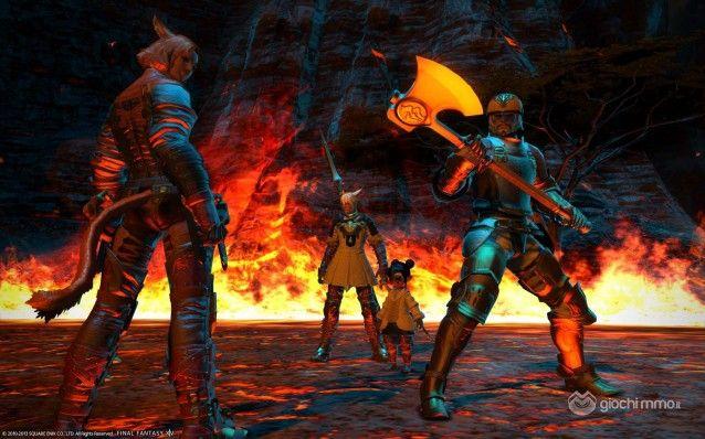 Final Fantasy XIV A Realm Reborn screenshot (2)