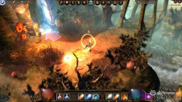 Drakensang Online screenshot (2)