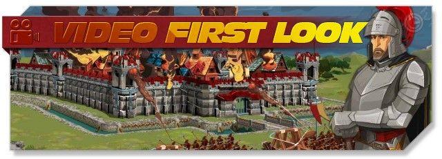 Esclusivo video First Look per Goodgame Empire
