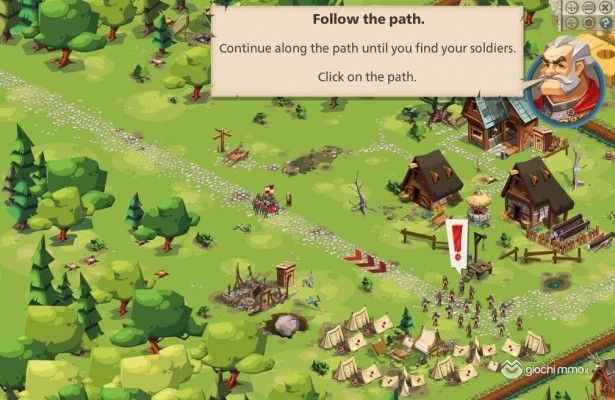 Goodgame Empire screenshot (1)