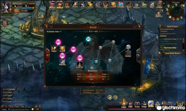 League of Angels review screenshots giochi3