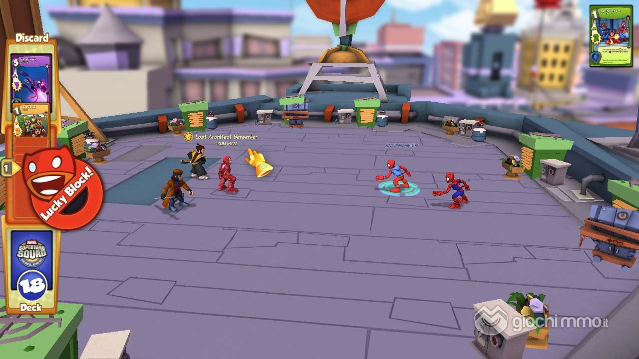 Marvel Super Hero Squad Online screenshot 14
