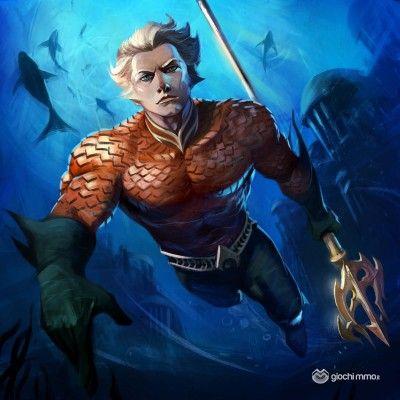 Infinite Crisis_Aquaman