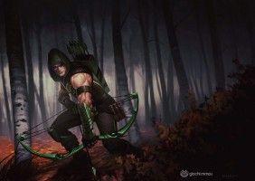 Infinite Crisis_Green Arrow