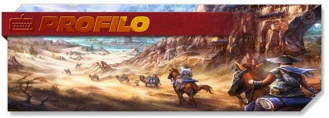 Legend of Silkroad - Game Profile - IT