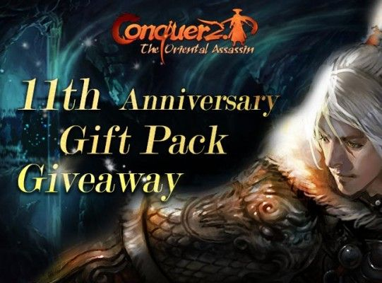 Conquer Online Giveaway