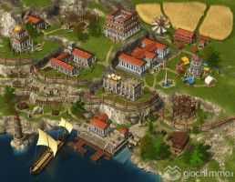 Grepolis screenshot 3