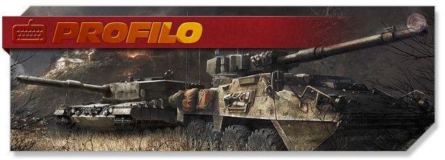 Armored Warfare - Game Profile - IT