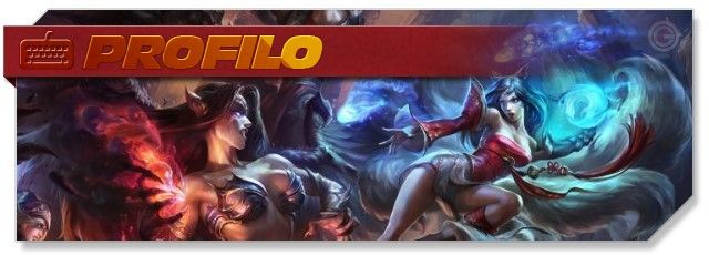 League of Legends - Game Profile - IT
