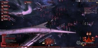Battlestar Galactica Online screenshot 6 copia