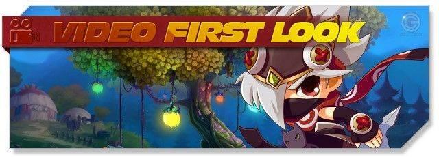 Rainbow Saga - First Look headlogo - IT