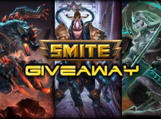 SMITE raffle 3 gameitems image