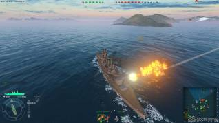 World of Warships screenshots  (4)