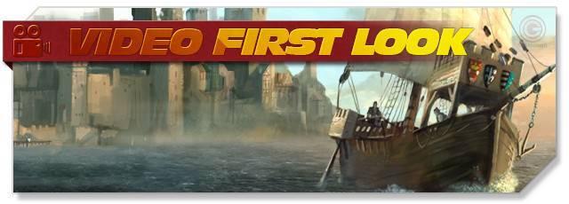 Anno Online - First Look headlogo - IT