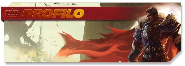 Echo of Soul - Game Profile headlogo - IT