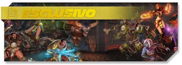 Orcs Must Die Unchained - Exclusive headlogo - IT