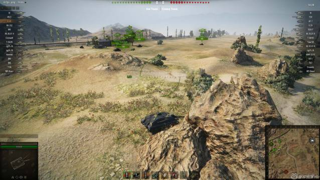 World of Tanks screenshots (13)